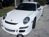 2008 Carrara White Porsche 911 Carrera S Coupe #1532042