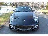 2008 Black Porsche 911 Turbo Cabriolet #1532714