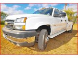 2005 Chevrolet Silverado 3500 Crew Cab 4x4 Dually Chassis Data, Info and Specs