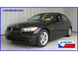 2008 Jet Black BMW 3 Series 328i Sedan #15396473