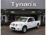 2007 White Nissan Titan XE King Cab #15386327