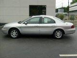 2000 Silver Frost Metallic Mercury Sable LS Premium Sedan #15398753