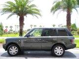 2006 Tonga Green Pearl Land Rover Range Rover HSE #15380617