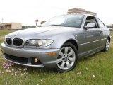 2005 Silver Grey Metallic BMW 3 Series 325i Coupe #1532251