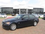 2007 Monaco Blue Metallic BMW 3 Series 328i Sedan #15342051