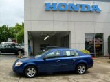 2007 Laser Blue Metallic Chevrolet Cobalt LS Sedan #15384383