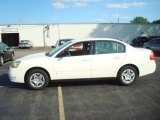 2008 White Chevrolet Malibu Classic LS Sedan #15332535