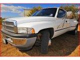 Stone White Dodge Ram 3500 in 1996