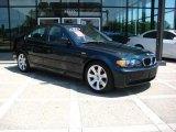 2003 Oxford Green Metallic BMW 3 Series 325i Sedan #15465967
