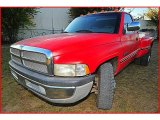 Colorado Red Dodge Ram 3500 in 1996