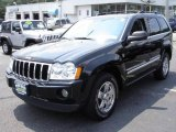 2006 Black Jeep Grand Cherokee Limited 4x4 #15453472