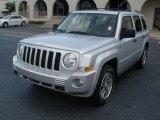 2007 Bright Silver Metallic Jeep Patriot Limited 4x4 #15466436