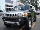 2009 Black Hummer H3  #15460504
