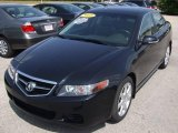 2005 Nighthawk Black Pearl Acura TSX Sedan #15474154