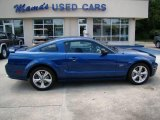 2006 Vista Blue Metallic Ford Mustang GT Premium Coupe #15469683