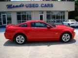 2007 Torch Red Ford Mustang GT Premium Coupe #15469685