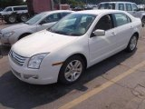 2008 White Suede Ford Fusion SEL V6 #15395217