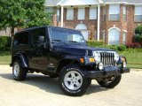 2006 Black Jeep Wrangler Unlimited 4x4 #1534342