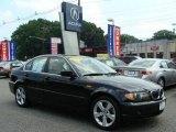 2004 Jet Black BMW 3 Series 330xi Sedan #15508147