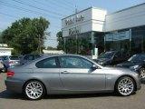 2009 Space Grey Metallic BMW 3 Series 328i Coupe #15508135