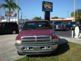 1999 Metallic Red Dodge Ram 1500 SLT Extended Cab #15519499