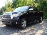 2007 Black Toyota Tundra Limited CrewMax 4x4 #15519453
