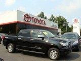 2008 Black Toyota Tundra Limited CrewMax 4x4 #15515678