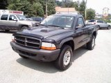 2003 Graphite Metallic Dodge Dakota SXT Regular Cab 4x4 #15504965
