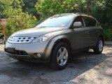 2003 Polished Pewter Metallic Nissan Murano SL AWD #15519450