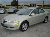2004 Pebble Ash Metallic Mazda MAZDA6 i Sedan #15520645