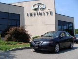 2005 Nighthawk Black Pearl Acura TSX Sedan #15519454