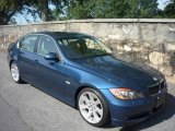 2006 Mystic Blue Metallic BMW 3 Series 330i Sedan #15511257