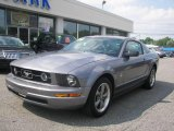 2006 Tungsten Grey Metallic Ford Mustang V6 Premium Coupe #15516034