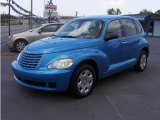 2008 Surf Blue Pearl Chrysler PT Cruiser LX #15509053