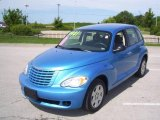 2008 Surf Blue Pearl Chrysler PT Cruiser LX #15506539