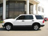 2003 Oxford White Ford Explorer XLT 4x4 #15523372