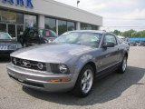 2007 Tungsten Grey Metallic Ford Mustang V6 Premium Coupe #15516032