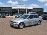 2003 Titanium Silver Metallic BMW 3 Series 325i Sedan #15579639