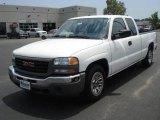 2005 Summit White GMC Sierra 1500 Extended Cab #15573855
