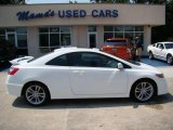 2007 Taffeta White Honda Civic Si Coupe #15577481