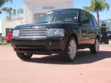 2007 Java Black Pearl Land Rover Range Rover Supercharged #15566734