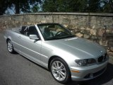 2006 Titanium Silver Metallic BMW 3 Series 330i Convertible #15569392