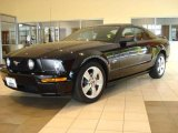 2006 Black Ford Mustang GT Premium Coupe #15567980