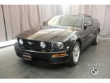 2006 Black Ford Mustang GT Premium Coupe #15563838