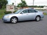 2006 Glacier Blue Metallic Chevrolet Impala LT #15577514