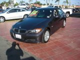 2007 Sparkling Graphite Metallic BMW 3 Series 328i Sedan #15636228