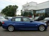 2009 Montego Blue Metallic BMW 3 Series 328i Sedan #15621992