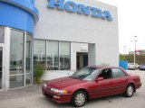 1993 Acura Integra GS Sedan Data, Info and Specs