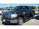 2010 Tuxedo Black Ford F150 XLT SuperCrew #15566865