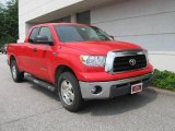 2007 Radiant Red Toyota Tundra SR5 TRD Double Cab 4x4 #15632811